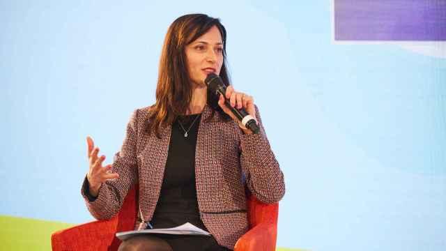 Mariya Gabriel, comisaria de Innovación, Investigación, Cultura, Educación y Juventud.