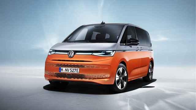 Nuevo Volkswagen Multivan.