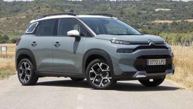 Unidad probada del nuevo Citroën C3 Aircross.
