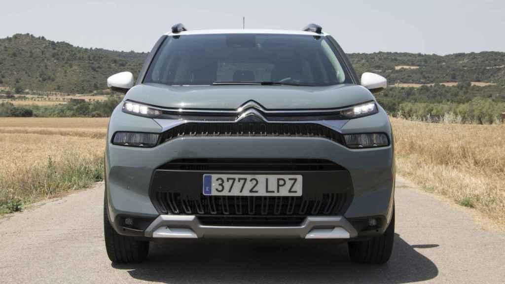 Nuevo Citroën C3 Aircross.
