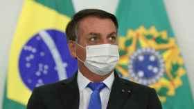 Jair Bolsonaro, presidente de Brasil.