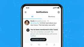 Notificaciones en Twitter