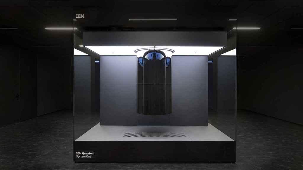 IBM Quantum System One