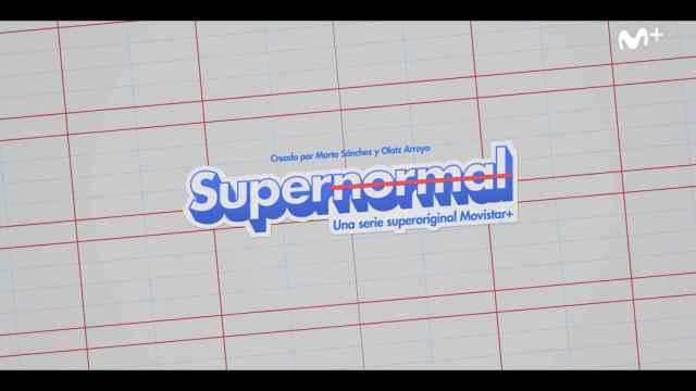 'Supernormal' | Serie original | Movistar+