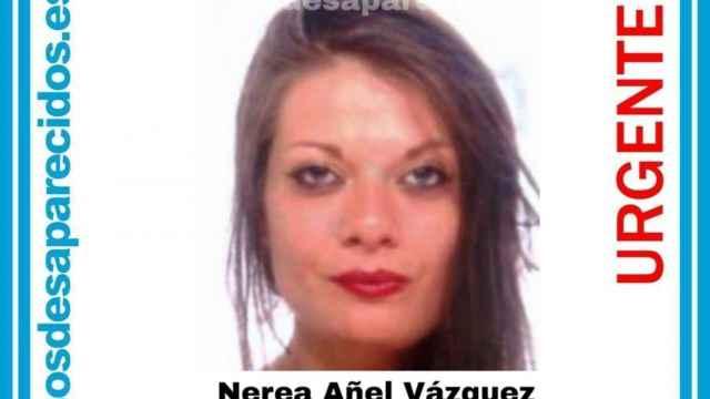 Nerea Añel, la joven encontrada muerta en Orense el pasado septiembre.