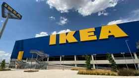 Uno de los centros comerciales de IKEA.