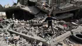 Israel Gaza sufre nuevos ataques por parte de Israel.