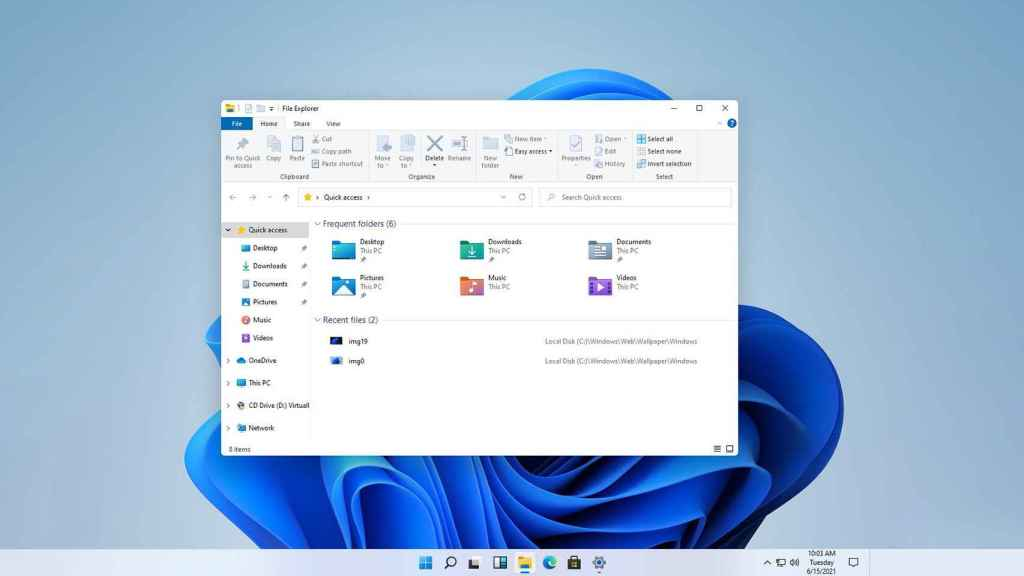 Change in file manager icons