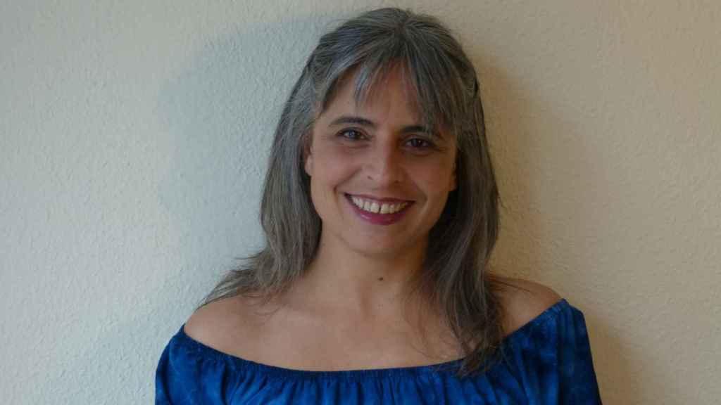 La escritora feminista Coral Herrera.