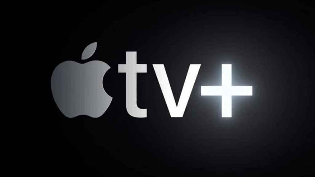 Logo de Apple TV+