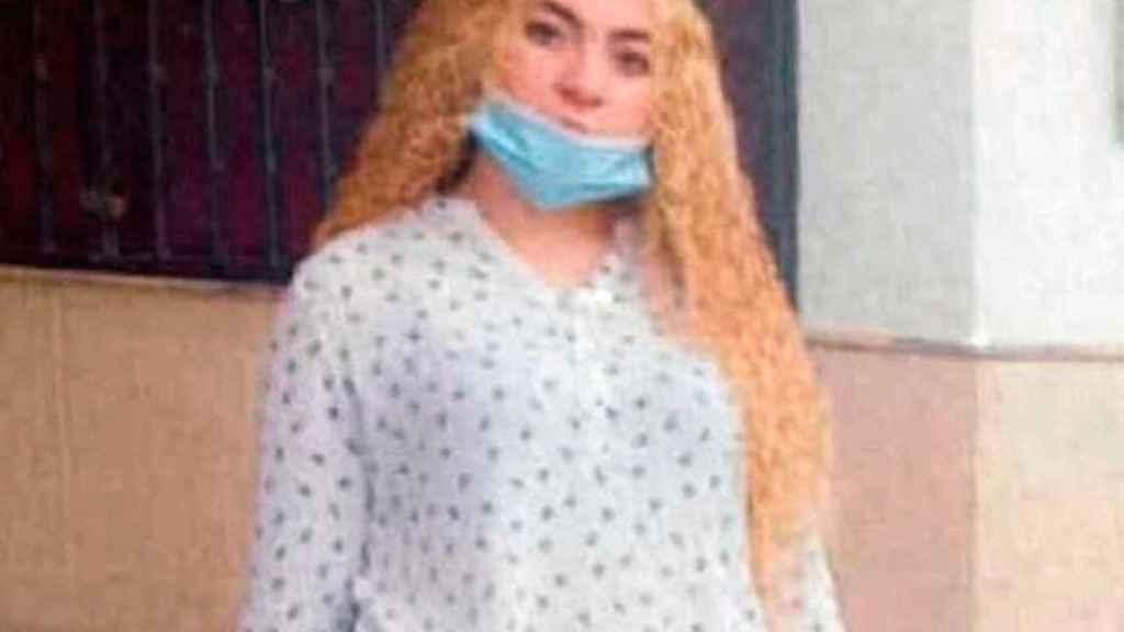 La joven Rocío Caíz, de 17 años, asesinada por su novio en Estepa (Sevilla).