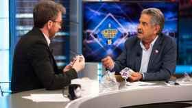 'El Hormiguero' con Revilla aguanta bien frente a la Eurocopa, que empieza a despuntar