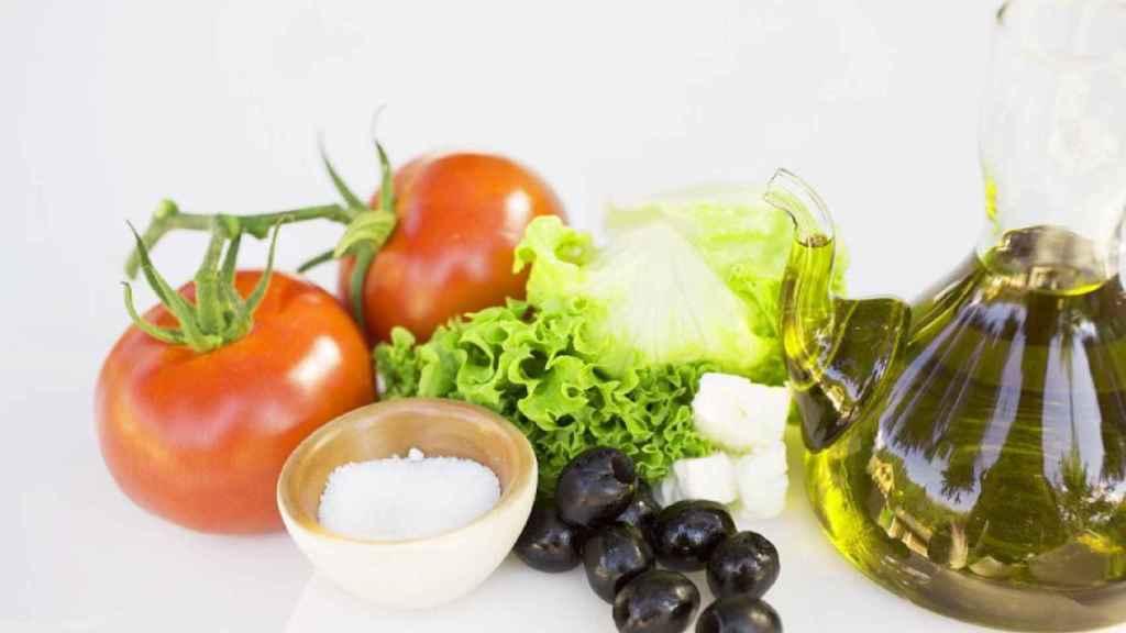 Una dieta basada en plantas y grano integral sería compatible con la sal.