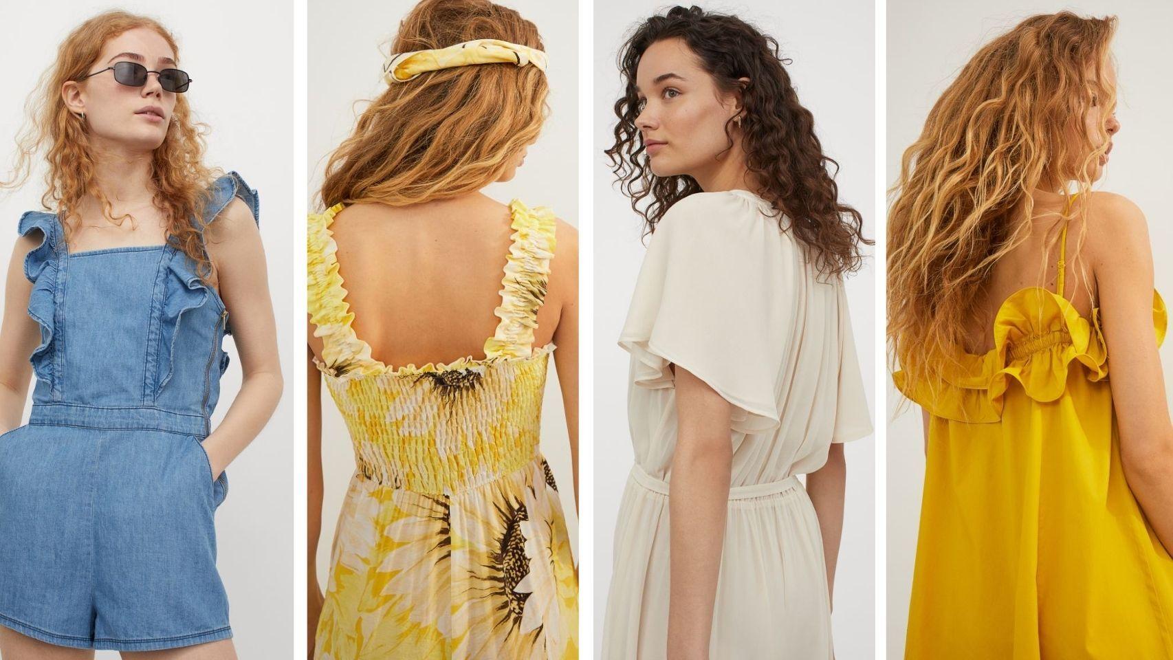 Los 10 prendas de H&M protagonistas de los 'looks' más veraniegos.
