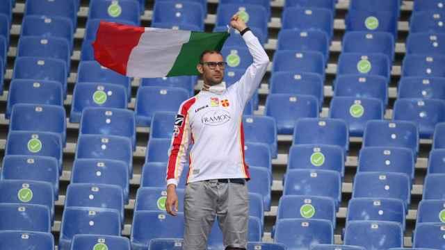 Desactivan un coche bomba en el Olímpico de Roma antes del Italia - Suiza de la Eurocopa