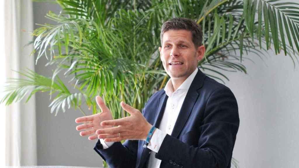 Alexandre Paruschke, director académico de los cursos de 'insurtech' y 'eHealth' de la Digital Skills School.