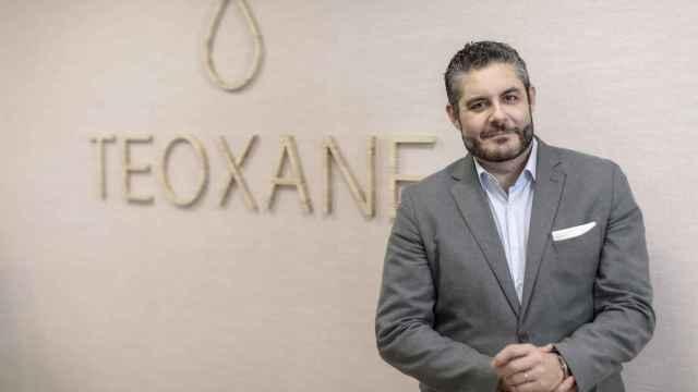 David Fernández, consejero delegado de Teoxane Ibérica