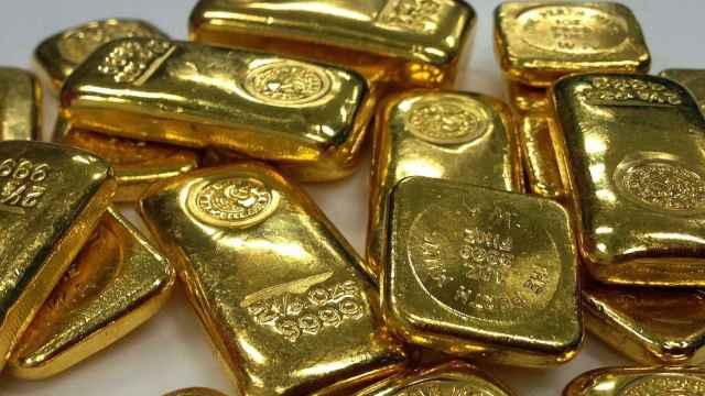 Lingotes de oro de inversión.
