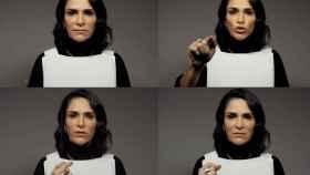 Lydia Cacho,  periodista y defensora de los derechos humanos