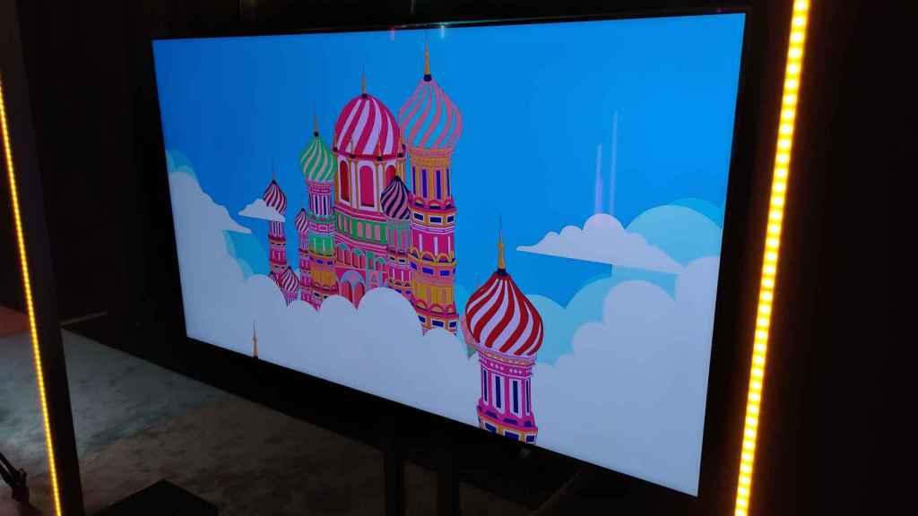 Nuevo televisor LG NanoCell.