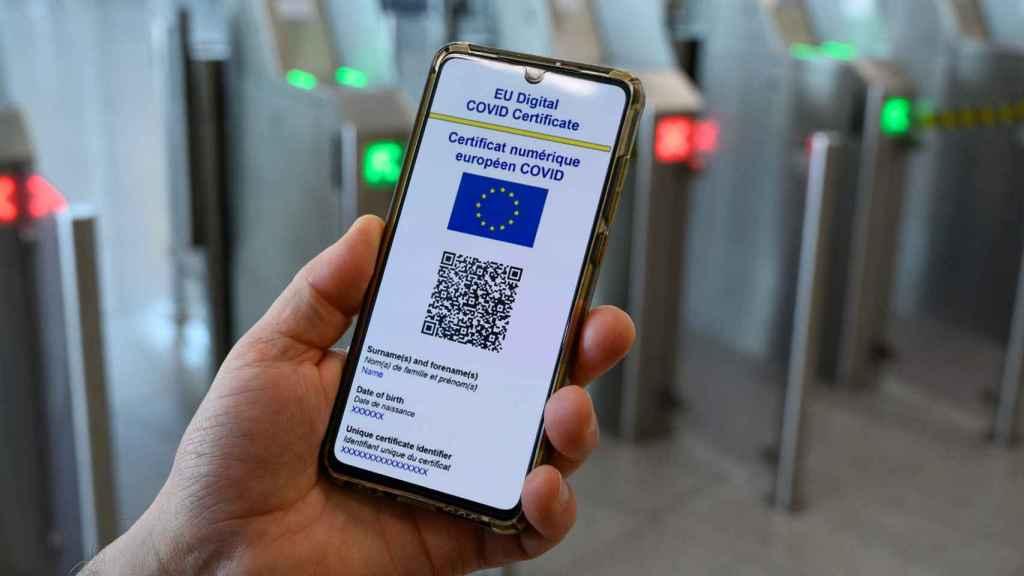 European Union Covid Certificate