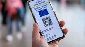 Certificado Covid de la Unión Europea