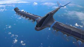Avión de hidrógeno