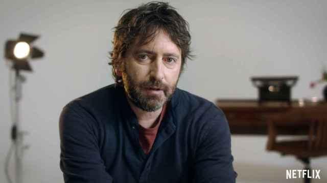 Daniel Arévalo anuncia su primera serie de televisión.