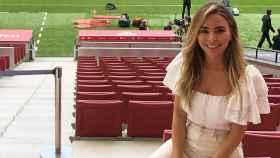 Helena Condis, la periodista de la COPE que comenta la Eurocopa con Mediaset