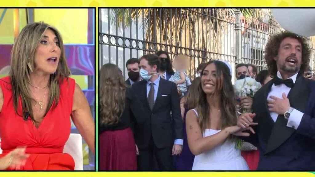 Las llamativas ausencias en la boda de José Antonio León han generado comentarios en 'Sálvame'.