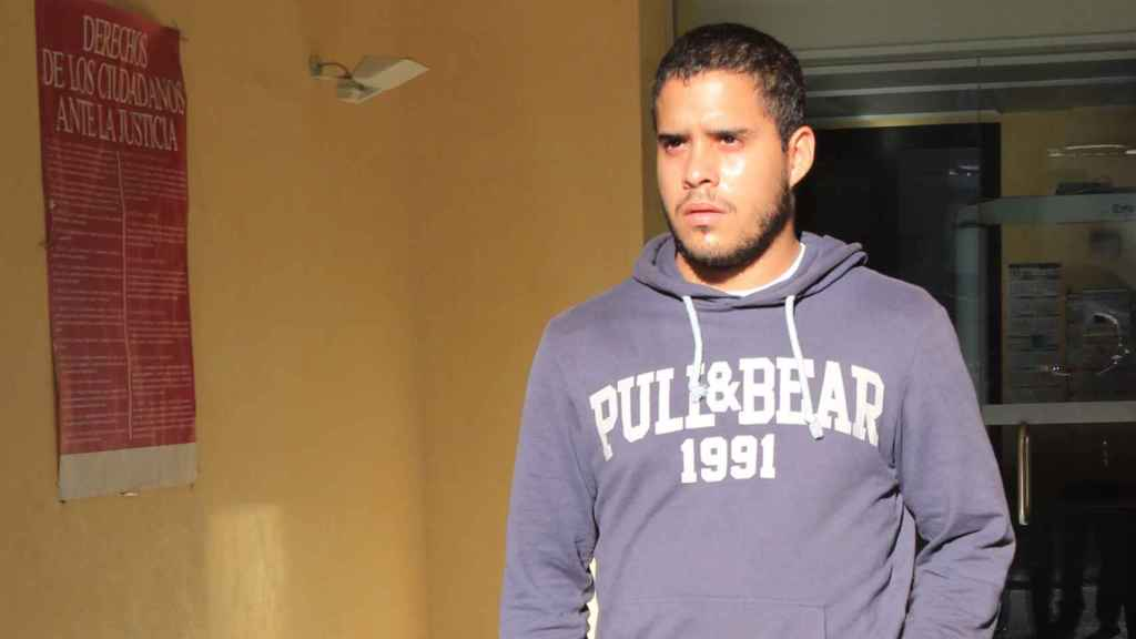 José Fernando Ortega en una imagen fechada en febrero de 2017.