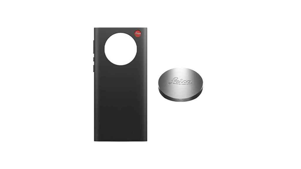 Accesorios del móvil de Leica.