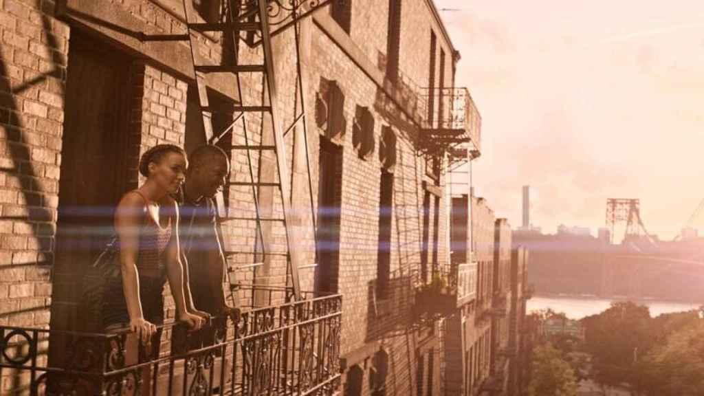 Fotograma de la película 'In The Heights'