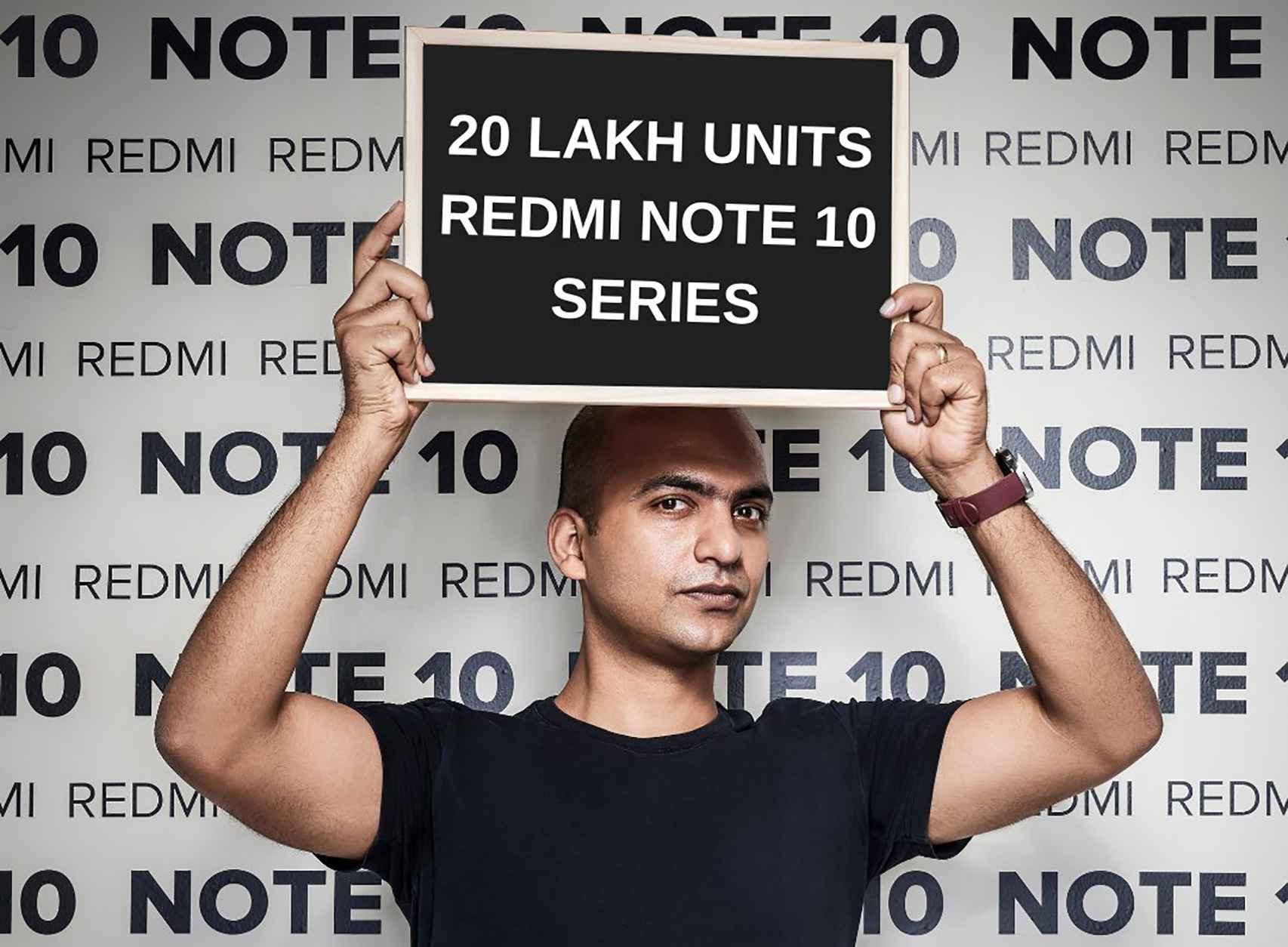 Manu Kumar Jain, director ejecutivo de Xiaomi India