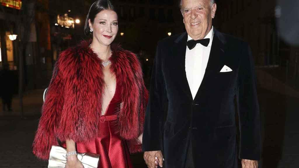 Carlos Falcó junto a su mujer, Esther Doña, en una imagen fechada en noviembre de 2019.