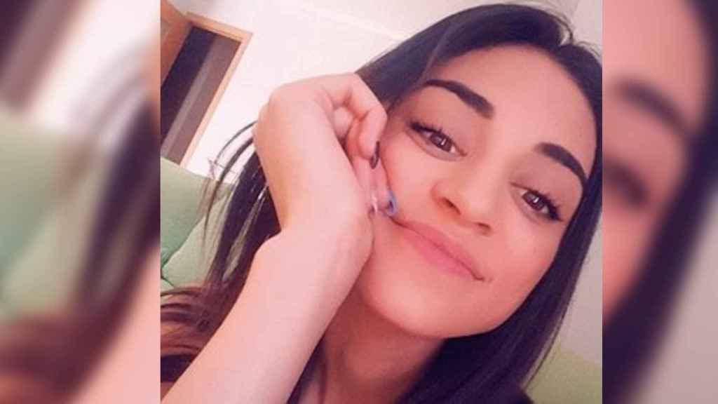 Wafaa Sebbah, la joven asesinada.