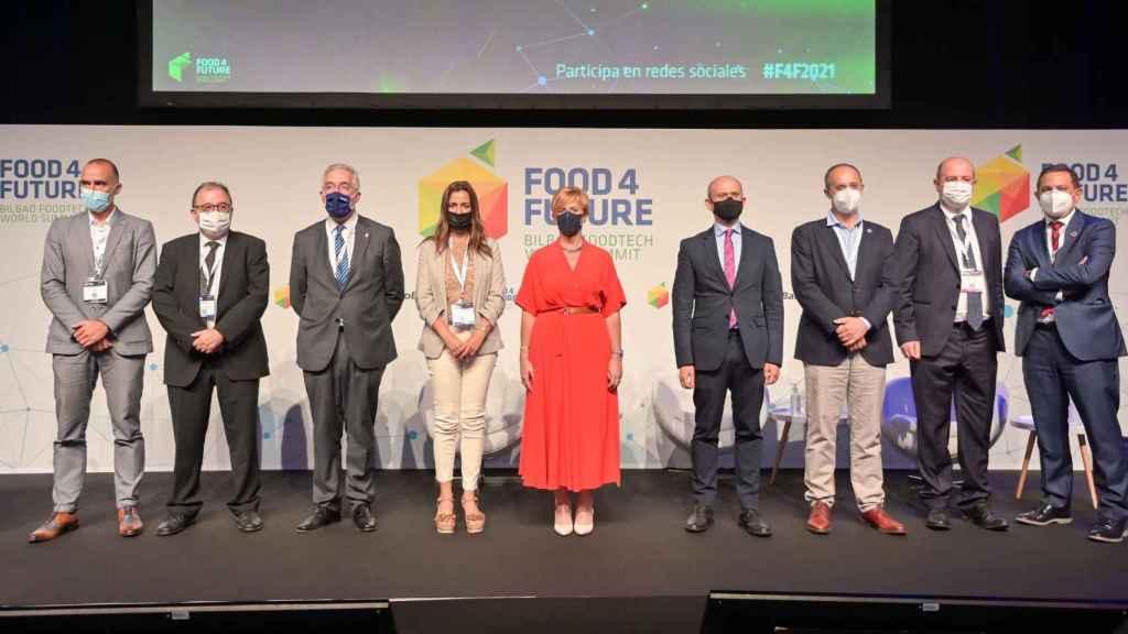 Los líderes autonómicos en materia agroalimentaria y de promoción del desarrollo rural, presentes en Food 4 Future.