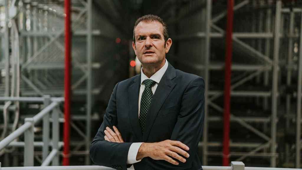 Enrique Ayuso, presidente del Grupo Hefame