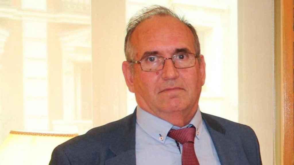 Joaquín Amills, presidente de SOS Desaparecidos