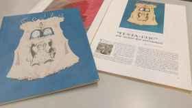 La portada del primer número de 'Festa' la dibujó Emilio Varela.