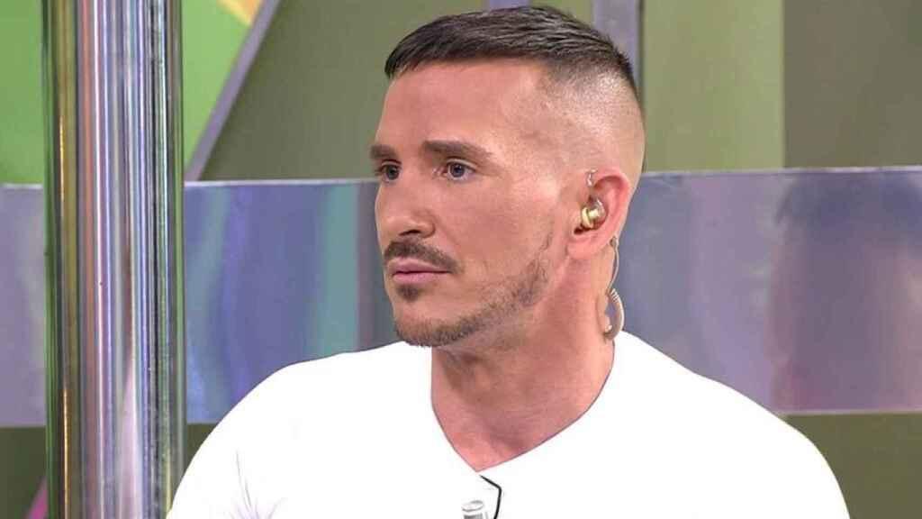 Sergi Ferré ha hablado de la relación con sus compañeros en 'Sálvame'.