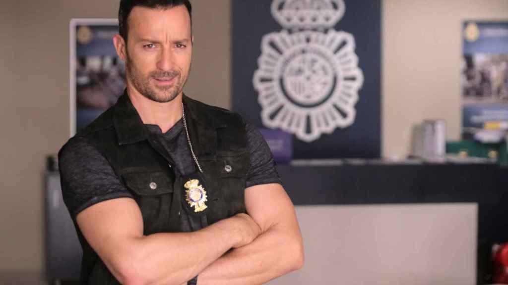 Pablo Puyol es uno de los nuevos fichajes de la sexta temporada de 'Servir y proteger'.