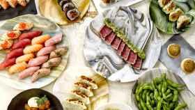 ¿Dónde pedir el mejor sushi a domicilio en Madrid?