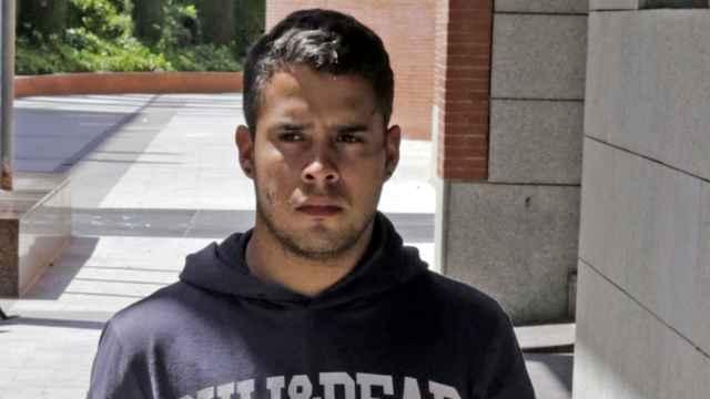 José Fernando Ortega Mohedano en una imagen de archivo fechada en abril de 2017.