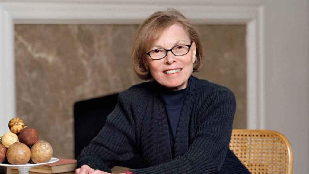 La periodista Janet Malcolm, en una foto de archivo.