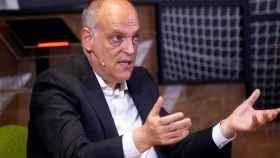 Javier Tebas en el EFE Sport Business Days