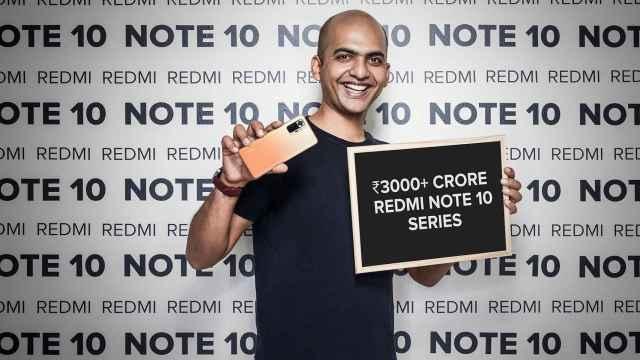 Xiaomi en la India