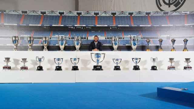 Las imágenes de la despedida del Real Madrid a Sergio Ramos