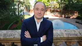 Emilio Sáez, alcalde de Albacete, en una imagen reciente