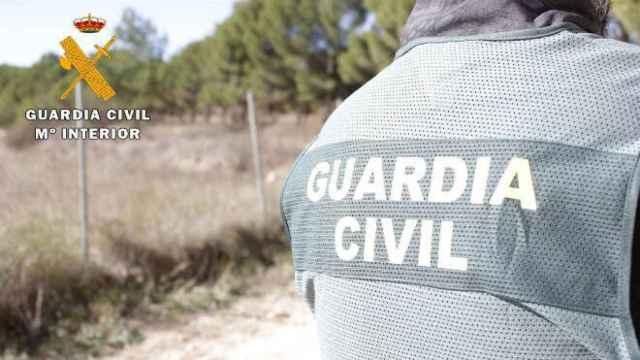 Guardia Civil. Imagen de archivo